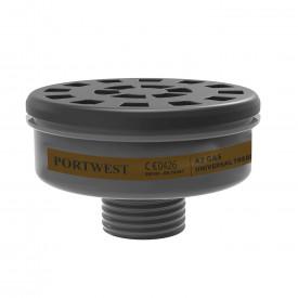 A2 Gas Filter Universal Tread (per 6 pcs)