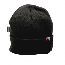 Insulated Knit Cap Thinsulate® Lined-Black