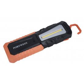 Linterna de inspección recargable por USB