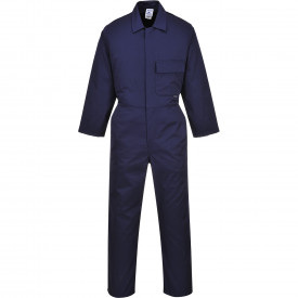 Standard Coverall-Navy